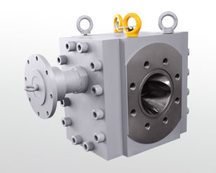 gear melt pump