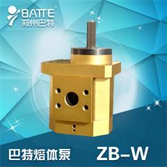 Gear Pumps for Chemical Industry