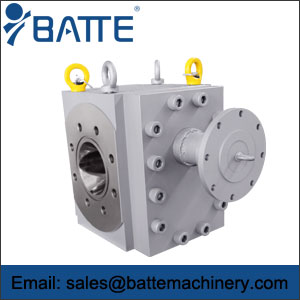 CE extrusion gear pump